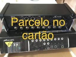 Mesa de som digital Behringer X-Air XR12 (Nova na caixa)