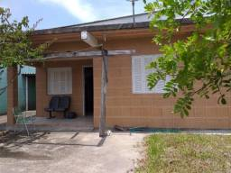 Velleda of excelente casa 3 quadras do mar, 2 dorm, murado ac troca gd. poa