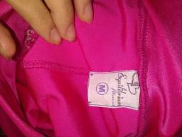 Calça legue rosa pink