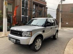 Land Rover Discovery 4 S 2012