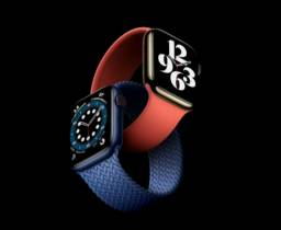 Apple Watch Series 6 44mm Novo Lacrado - Aceitamos Trocas LEIA