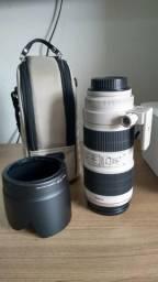 Lente Canon 70-200 2.8 IS II