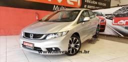 CIVIC 2014/2015 2.0 LXR 16V FLEX 4P AUTOMÁTICO - 2015