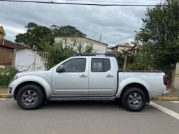 Vendo Nissan Frontier attack 4x4 diesel - 2015