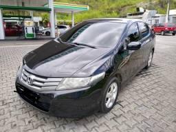 Honda City 2012 completo automático+multimídia - 2012