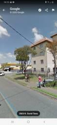 Apartamento 4 andar 2 quartos,com garagem coberta privativa no bairro novo a troco
