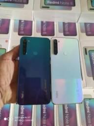 Redmi Note 8 64GB Azul (A pronta entrega /Gigastorebr)
