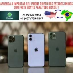 Aprenda a importa iphone direto dos estados unidos pagando barato com segurança grátis