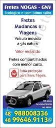 Fretes GNV Nogas