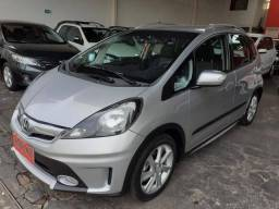Honda Fit Twist 1.5 Prata