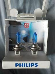 Lampada philips diamond vision 5000k,h7 comprar usado  São Paulo