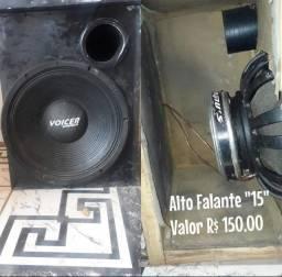 """Alto Falante """"15"""""""