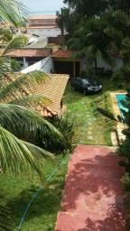 Casa de praia com piscina no Icaraí para final de semana local de lazer e descanso
