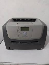 Impressora Lexmark E450 + Cartucho Cheio