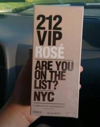 Perfume 212 Vip Rosé Promoção