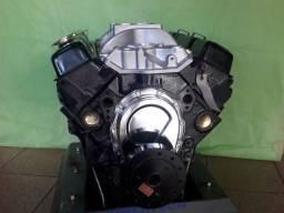 Motor Chevy 350 Parcial 4 Parafusos Por Mancal comprar usado  Curitiba