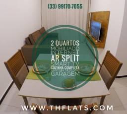 Aluguel Temporada Apartamento de 2 quartos mobiliado em Governador Valadares 5405