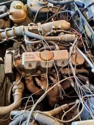 Motor Ômega 2.2 OHC ANO 93