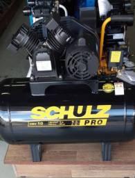 Compressor 10 pés CSV 10/100 Pro Schulz