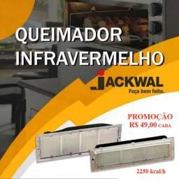 Promoção queimador infravermeho Jackwal para maquinas de frango R$ 49,00 cada