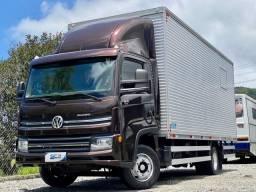 Volkswagen 9.170 ano 2018 Ar Condicionado Bau 6,20 com Plataforma Elevatoria de alumínio