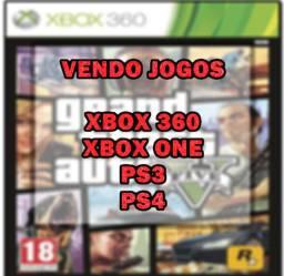 Jogos Xbox 360 One Ps3 Ps4