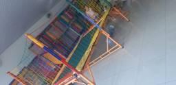 Cama Elástica 2 metros x 3 metros