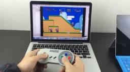 Todos os jogos do super Nintendo em seu computador