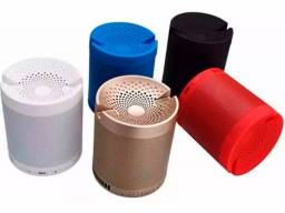 Caixa Bluetooth Com Suporte Para Celular Sem Fio Som Alto