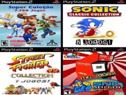 Coleção PS2 8000 Jogos