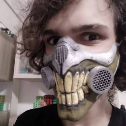Máscara immortan joe covid