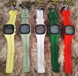 Título do anúncio: Xu-FenG Relógio  (prova d'água)