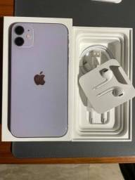 Vendo o troco iPhone 11 garantia até fevereiro 2022