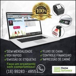 Sistema de Gestão ? Clientes, Estoque, Etiquetas, Financeiro, Carnê, PDV - Curitiba