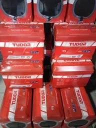 Bateria Tudor 60 ah com 18 meses de garantia