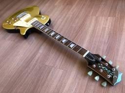 Guitarra Tanglewood Gold Top P90 Impecável com case