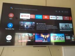 Título do anúncio: Tv smart tcl 55