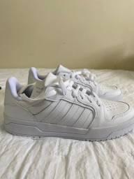 Tênis Adidas Original Branco TAM 40 (NOVO)