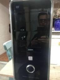 Gabinete grande PC sem fonte com DVD!!