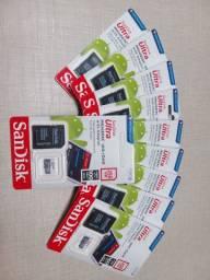 Cartão SD 256Gb / ScanDisk Ultra