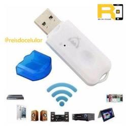 Adaptador Bluetooth Usb Wireless Dongle Som Automotivo