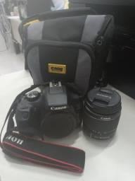 Vendo ou Troco Câmera Canon EOS T6