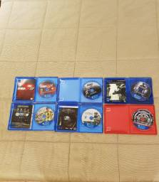 Seis jogos para PS4