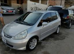 Honda fit 1.5 EX ano 2007 extra