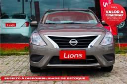 Título do anúncio: Nissan Versa SV 1.6 At