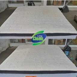 Título do anúncio: Promoção de lavagem a seco do seu sofá, corre
