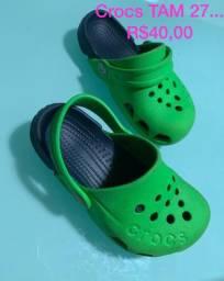 Desapego calçados infantil