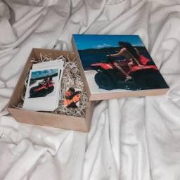 dia dos namorados - caixas, buquês, álbum personalizado