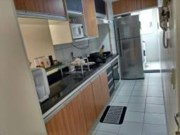 Ótimo apartamento no condomínio Blue Ville 3 quartos mobiliado