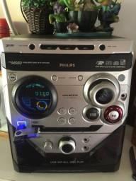 Aparelho de Som - Rádio Philips FW M583